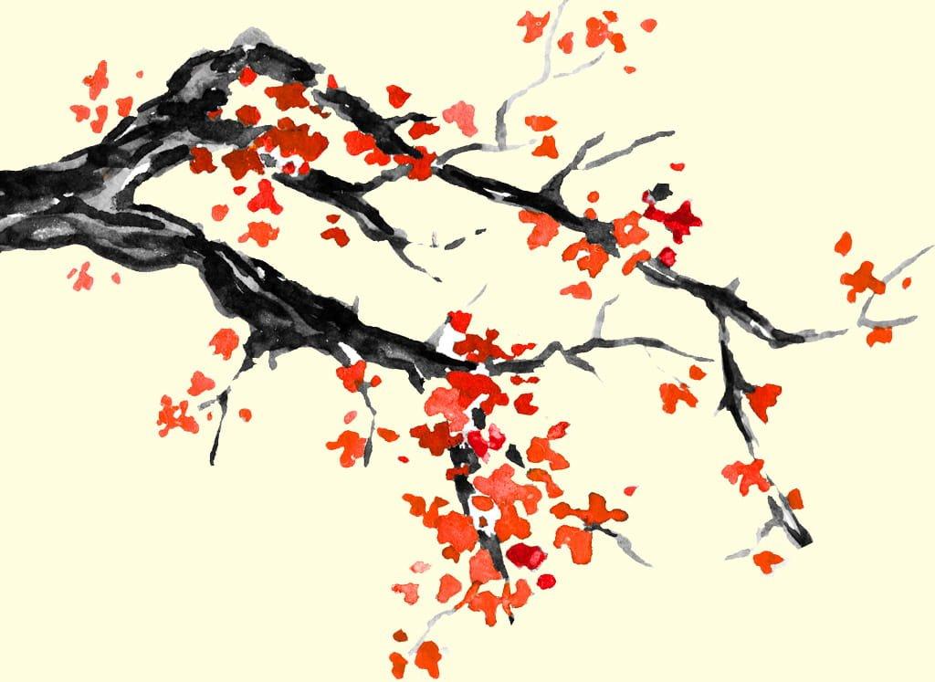blossom-tree