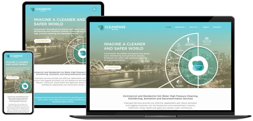 services web design gold coast