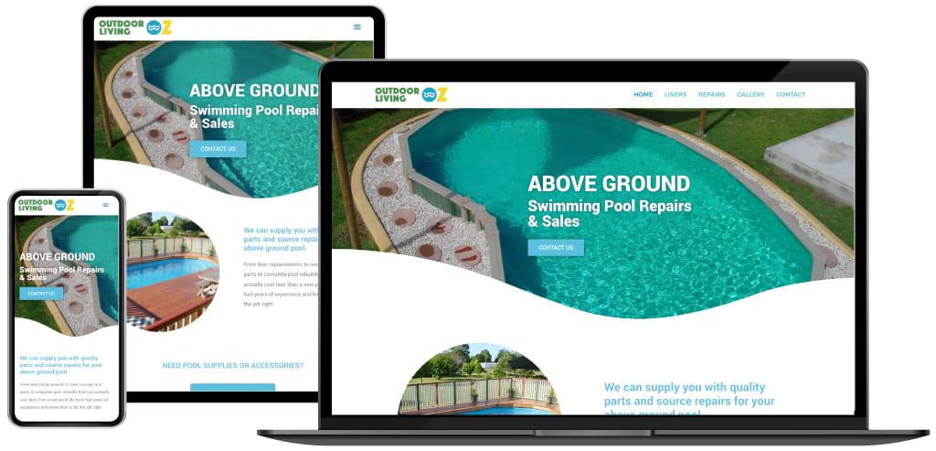 trades web design gold coast